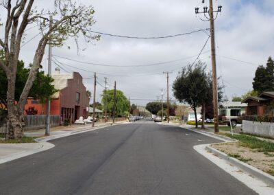 3rd Street Road Rehabilitation Project