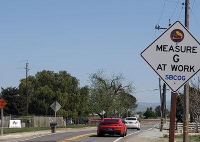 Buena Vista Road Rehabilitation Project